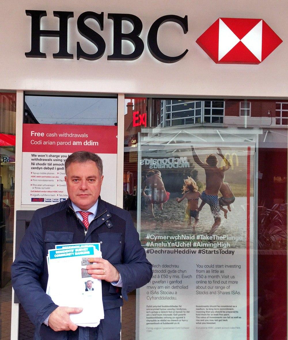 HSBC Bank Closures | Simon Baynes