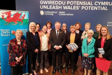 W2W Welsh Conference
